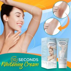 10 Seconds Body Whitening Cream