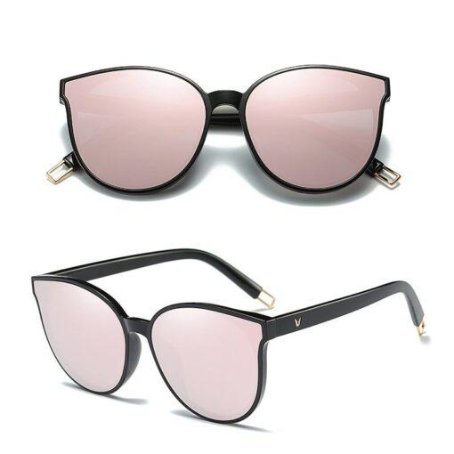 Elegant Cat Eye Sunglasses