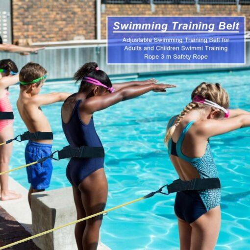 swimming-resistance-belt