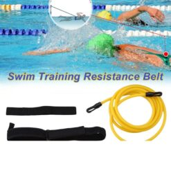 4M-Adjustable-Swimming-Resistance-Belt-Set-Swim-Training-Band-Swim-Elastic-Exerciser-Belt-Safety-Swimming-Pool-6
