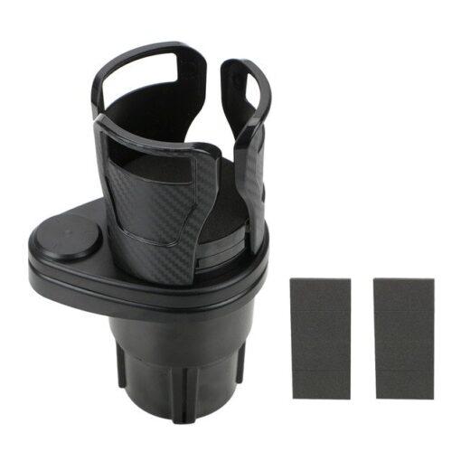 Carbon-Black-Car-Dual-Cup-Holder-Adjustable-Cup-Stand-Sunglasses-Phone-Organizer-Drinking-Bottle-Holder-Bracket-Car-1.jpg_640x640-1