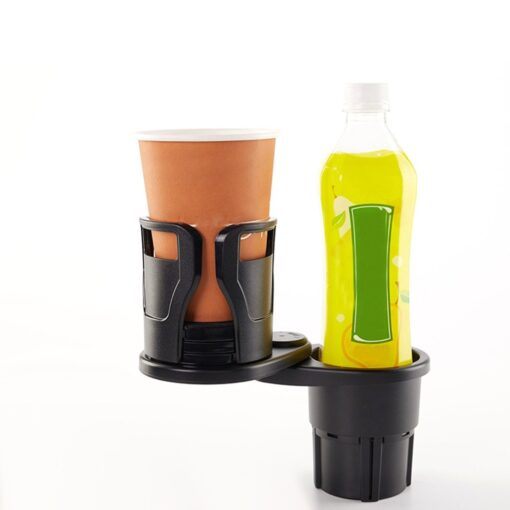 FORAUTO-Car-Dual-Cup-Holder-Adjustable-Cup-Stand-Sunglasses-Phone-Organizer-Drinking-Bottle-Holder-Bracket-Car-1