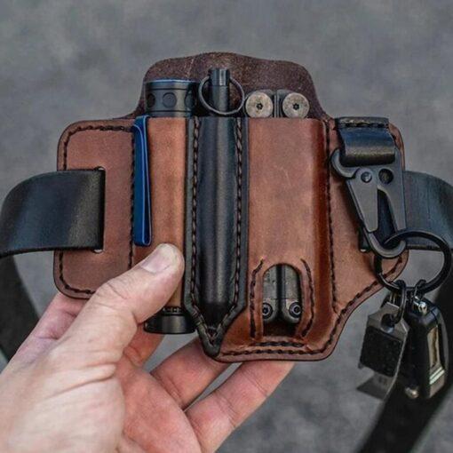 Leather Multitool Sheath