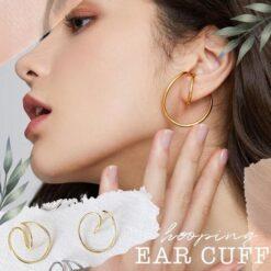 New Hooping Ear Cuff