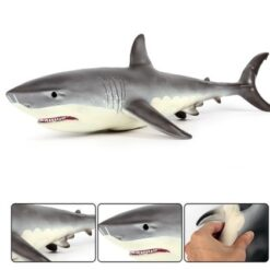 Cool Lifelike Baby Shark Toy