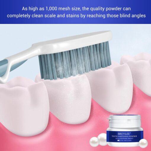 Teeth Whitening Cleaning Powder