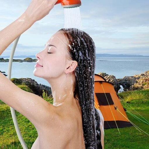 New Portable Shower For Outdoor Travel