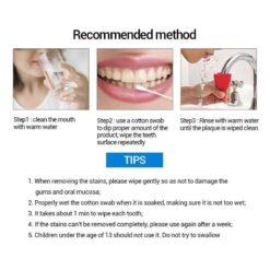 Liquid Teeth Whitening Essence